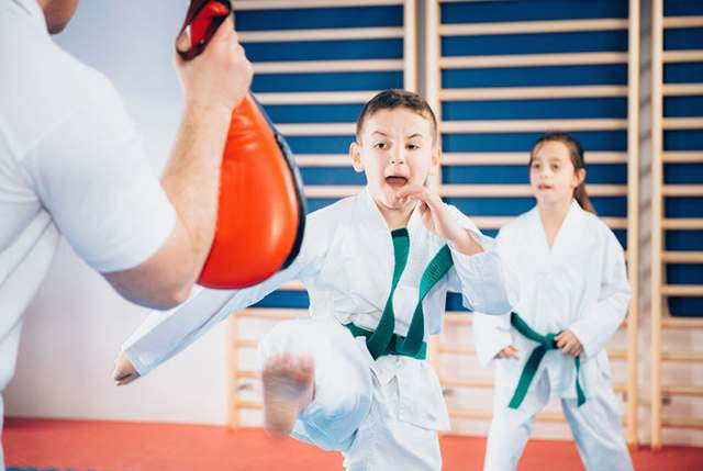 Fitness, Legacy Martial Arts  Quincy, IL