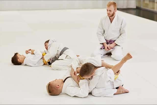 Kidsbjj5, Legacy Martial Arts  Quincy, IL