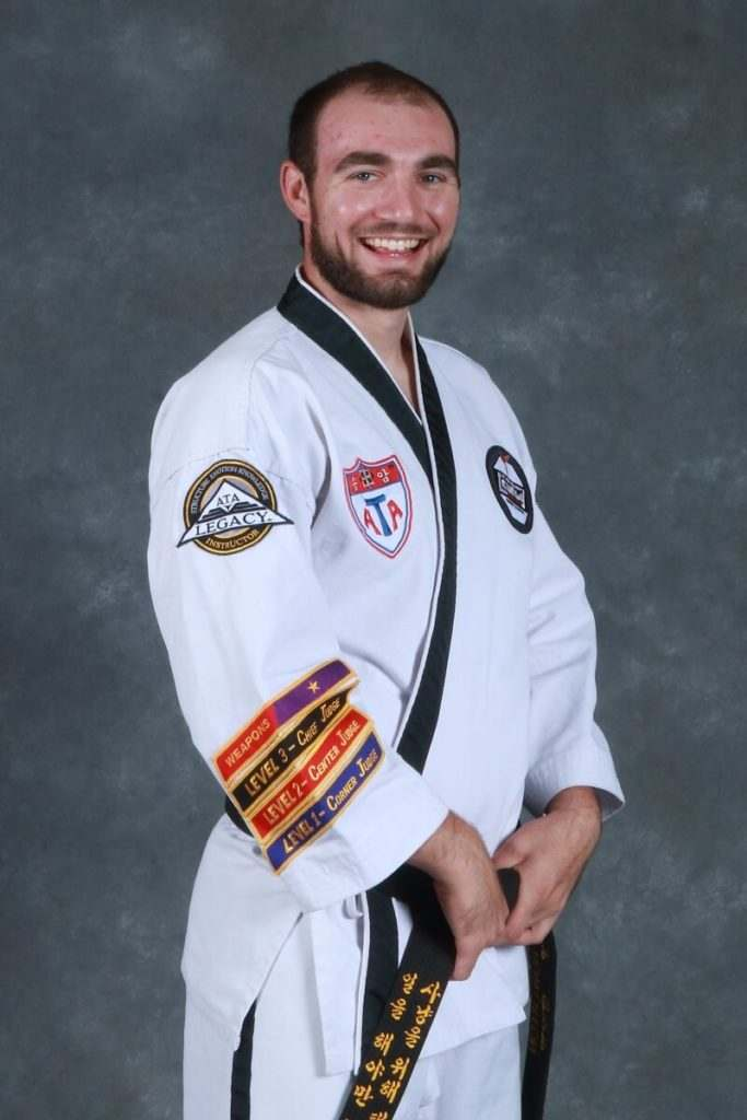 Howerton 683x1024, Legacy Martial Arts  Quincy, IL