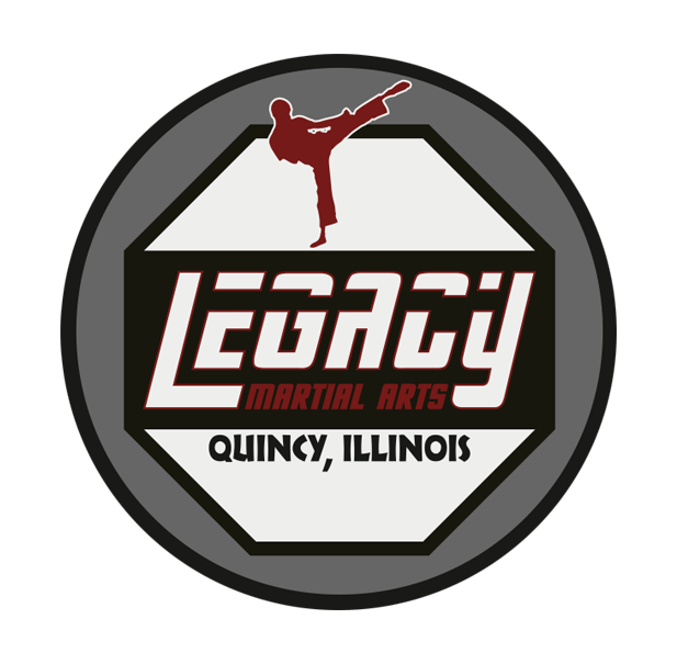 Legacy Logo 1, Legacy Martial Arts  Quincy, IL